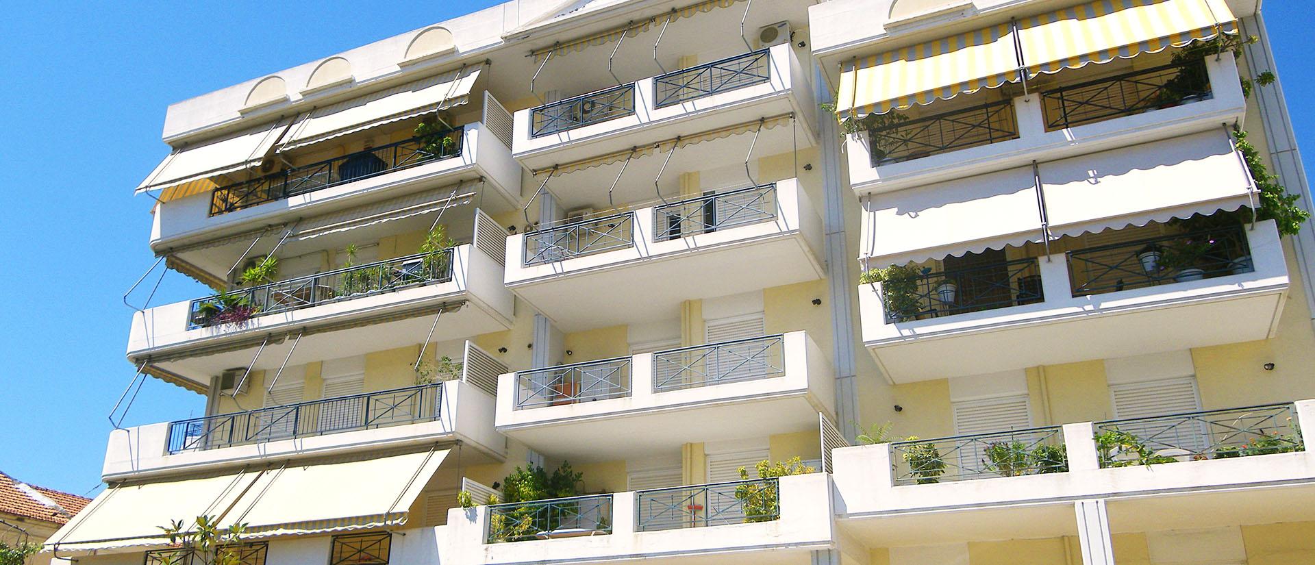 Γενικοί Καθαρισμοί Κτιρίων & Διαχείρηση Πολυκατοικιών